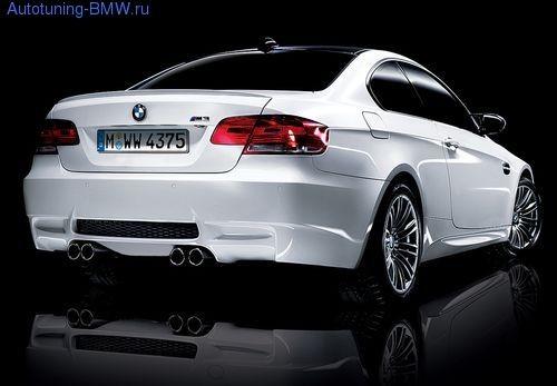 Оригинальный бампер для BMW E92 М3 3-серия
