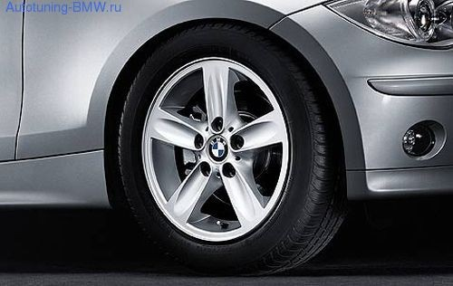 Оригинальный легкосплавный диск BMW Star-Spoke 140