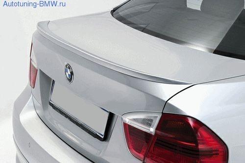 Оригинальный М спойлер для BMW E90 3-серия