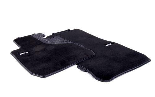 Велюровые коврики для BMW F32 4-серия, передние