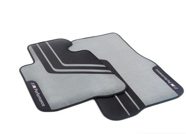 Коврики M Performance для BMW F32 4-серия, передние