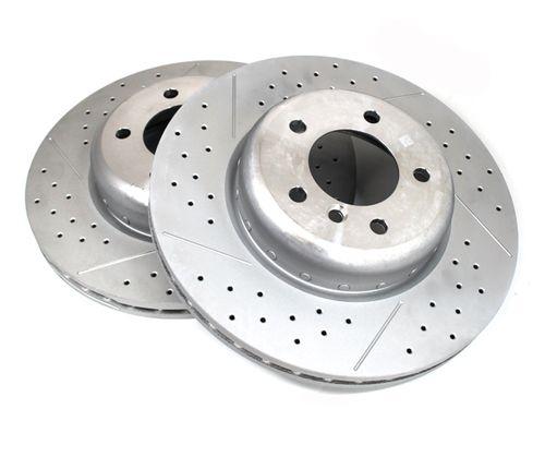 Тормозные диски Performance для BMW 1-3 серии