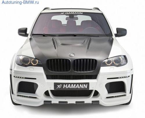 Передний бампер Hamann EVO для BMW X5M E70