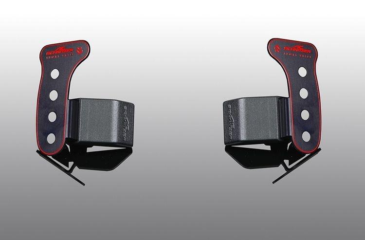 Подрулевые переключатели AC Schnitzer для BMW X5 G05
