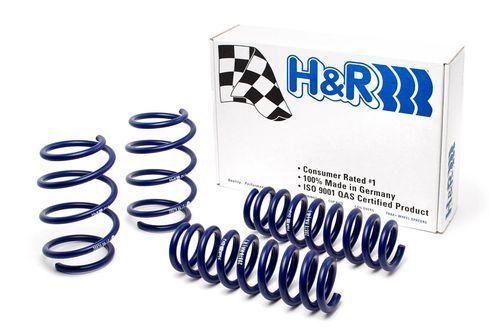 Пружины подвески H&R для BMW X5 E70/X6 E71