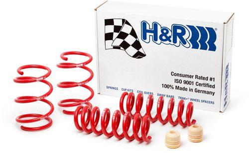 Пружины H&R для BMW M3 F80