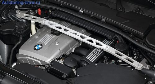 Растяжка передних стоек AC Schnitzer для BMW X1 E84