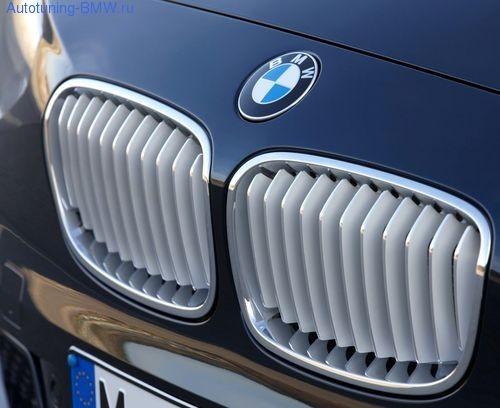 Решетки радиатора BMW F20 1-серия