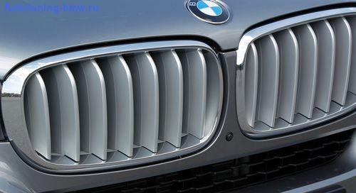 Решетка радиатора Pure Experience для BMW X5 F15