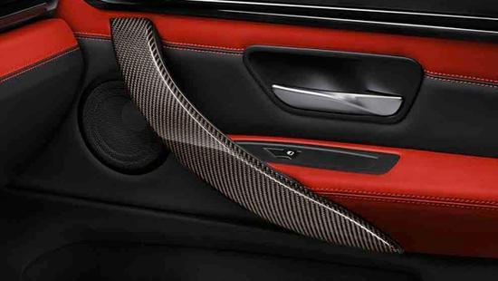 Ручки дверей M Performance для BMW M3 F80/M4 F82
