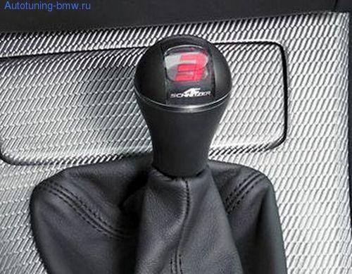 Рукоятка переключения скоростей  AC Schnitzer