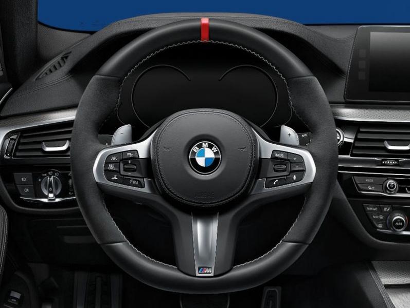 Руль M Performance для BMW X3 G01/X4 G02