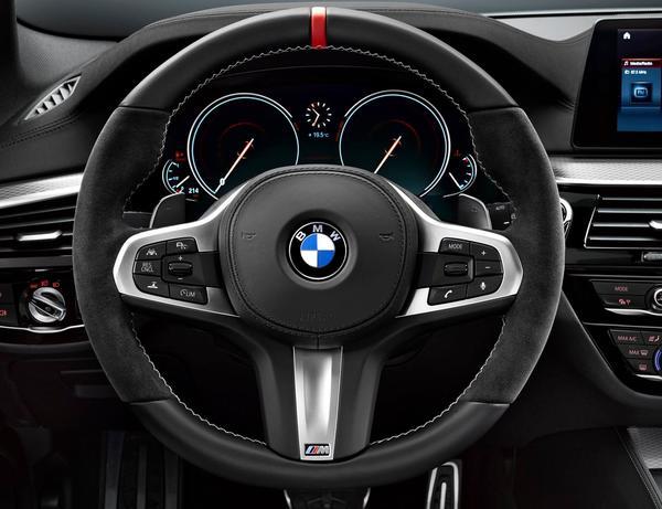 Руль M Performance для BMW G30 5-серия