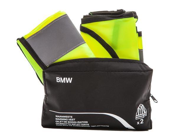 Сигнальный жилет BMW