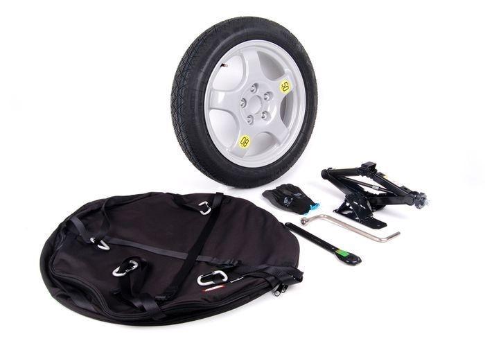 Система аварийного колеса BMW