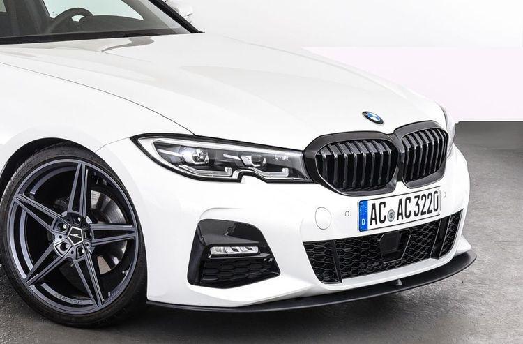 Сплиттер AC Schnitzer для BMW G20 3-серия