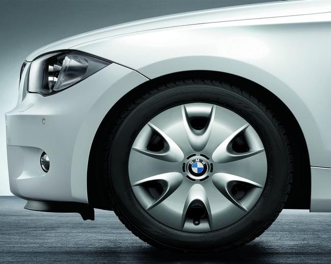 Сплошной колпак колеса для BMW E81/E87 1-серия