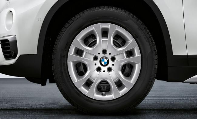 Сплошной колпак колеса для BMW X1 E84