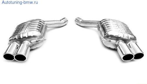 Глушитель Eisenmann для BMW F13/F06 6-серия