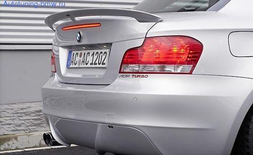 Спойлер AC Schnitzer для BMW E82 1-серии