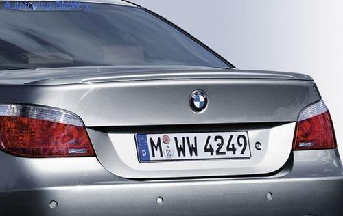 Спойлер M для BMW E60 5-серия