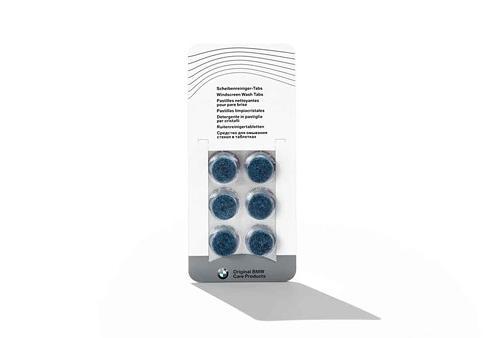 Таблетки-концентрат для омывателя стекол