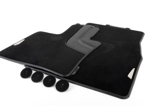 Текстильные ножные коврики для BMW X6 F16, передние