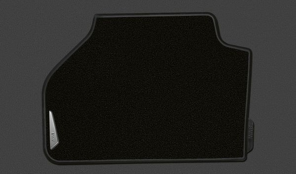 Текстильные ножные коврики для BMW X6 F16, задние