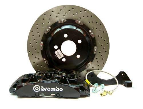 Тормозная система Brembo GT для BMW E65/E66 7-серия