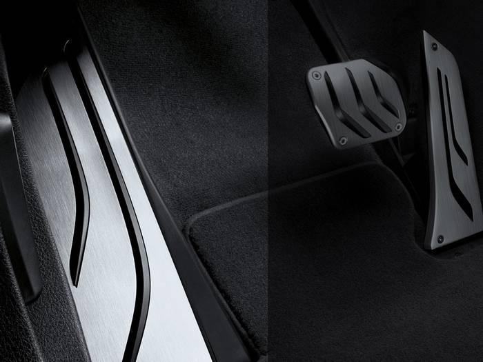 Упор под левую ногу M Performance для BMW X5 F15/X6 F16