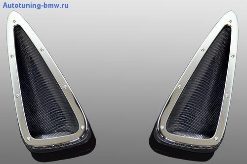 Вентиляционные накладки капота AC Schnitzer для BMW 6-серия