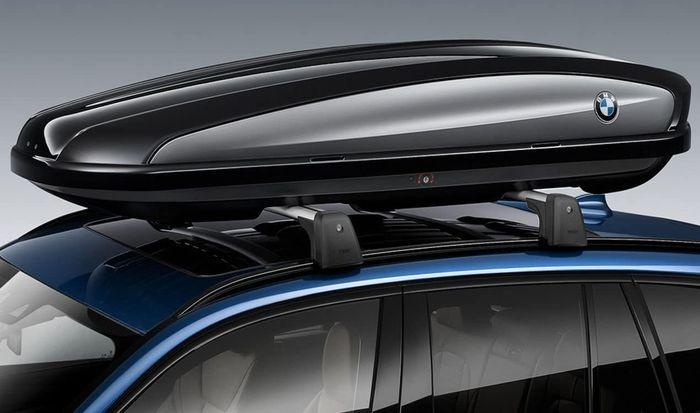 Верхний контейнер для багажа BMW