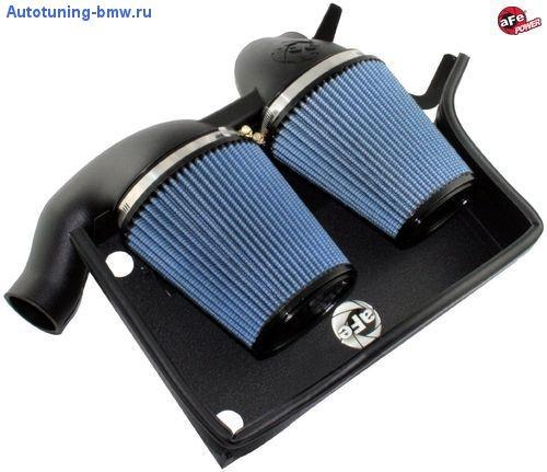 Впускная система AFE Power с модулем для BMW 1-3-5 серии