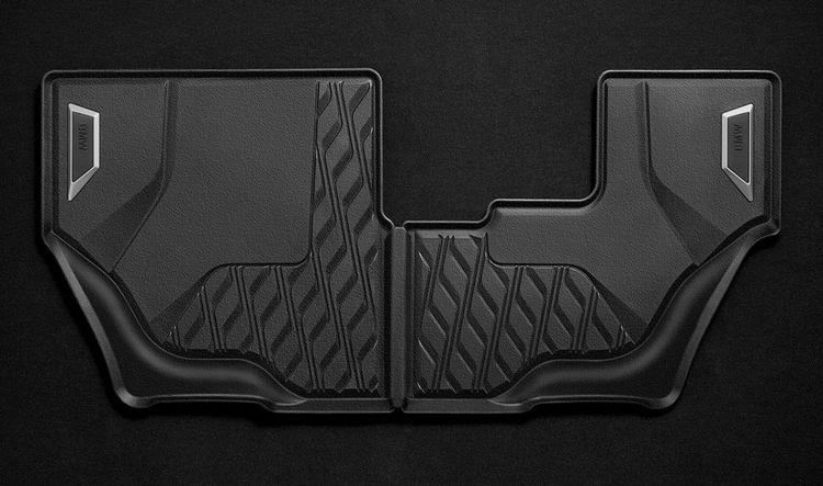 Всепогодный коврик для BMW X5 G05 (3 ряд сидений)