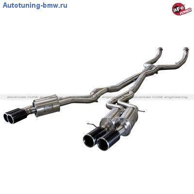 Выхлопная система AFE Power для BMW M5 F10 5-серия