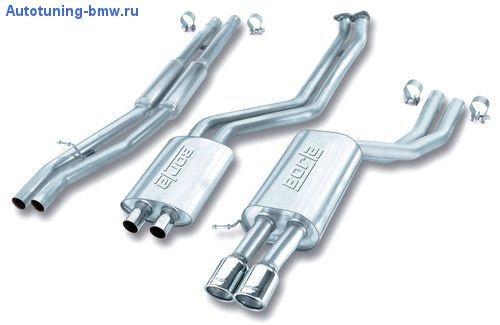 Выхлопная система Borla для BMW E60 5-серии