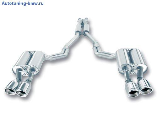 Выхлопная система Borla для BMW M6 E63