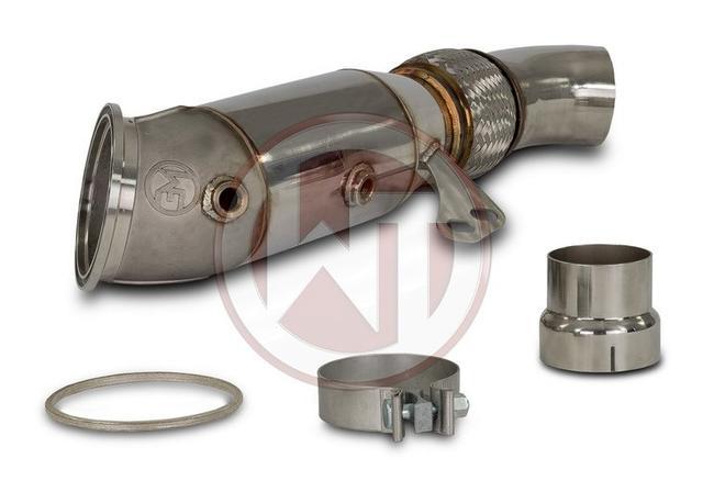 Wagner Downpipe для BMW F20/F30/F32 (с катализатором)