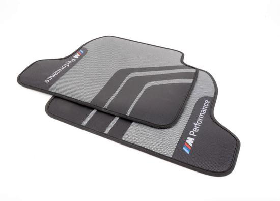 Коврики M Performance для BMW M2 F87, задние