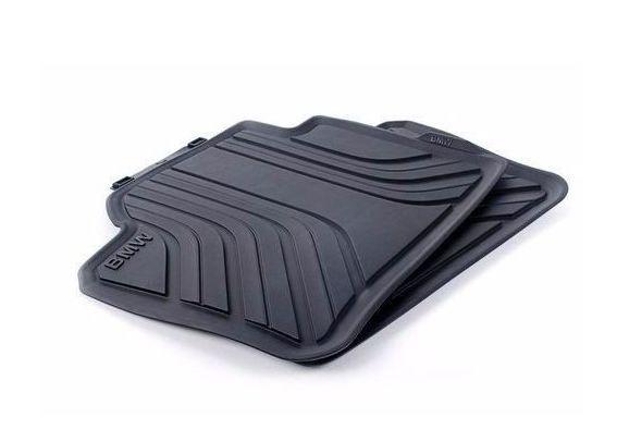 Резиновые ножные коврики для BMW F20 1-серия, задние
