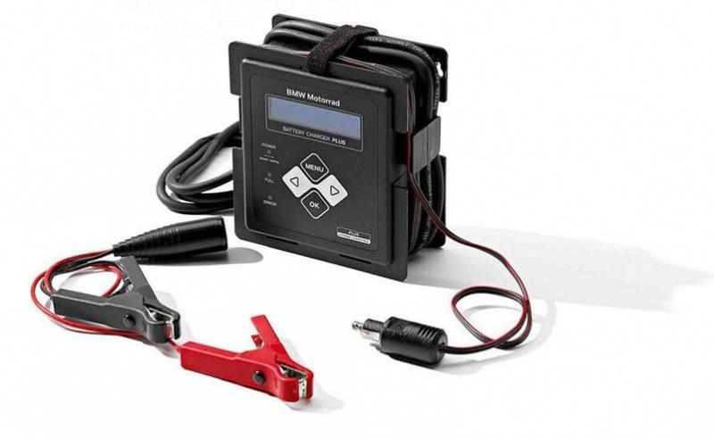 Зарядное устройство BMW Motorrad Plus