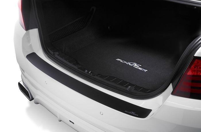 Защитная пленка AC Schnitzer заднего бампера BMW X4 F26