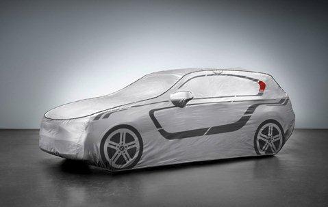Защитный чехол для BMW F22 2-серия