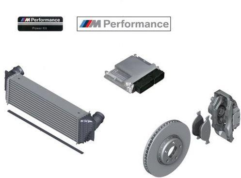 bmw m performance power kit f10 530d 530d xdrive. Black Bedroom Furniture Sets. Home Design Ideas