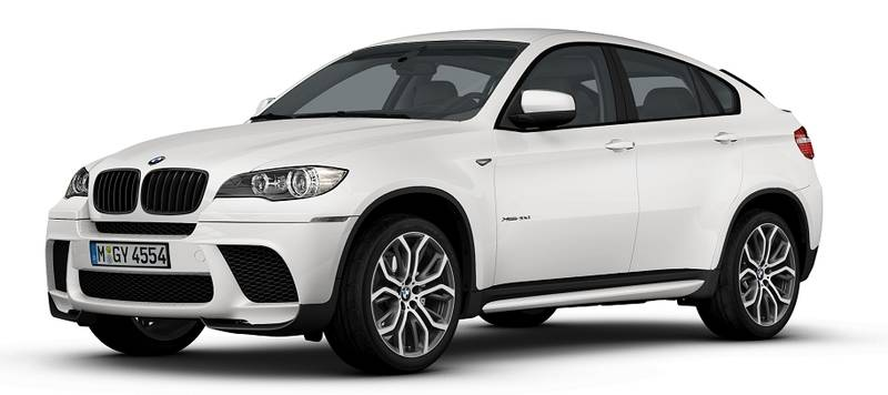 Aerodinamicheskij Obves Performance Dlya Bmw X6 E71