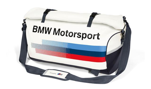 badfa809635e Спортивная сумка BMW Motorsport; Спортивная сумка BMW Motorsport
