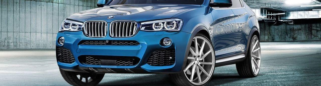 Тюнинг BMW X4 — Магазин тюнинга AutoTuning-BMW.