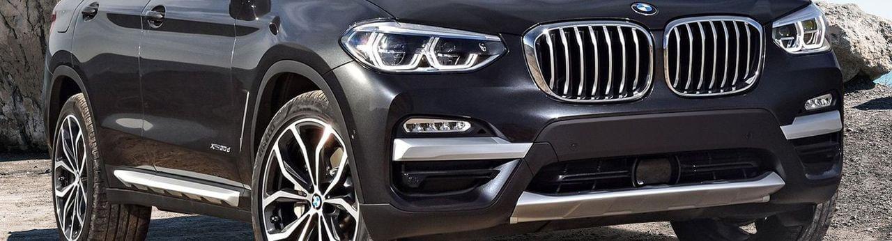 Тюнинг BMW X3 G01 — Магазин тюнинга AutoTuning-BMW.