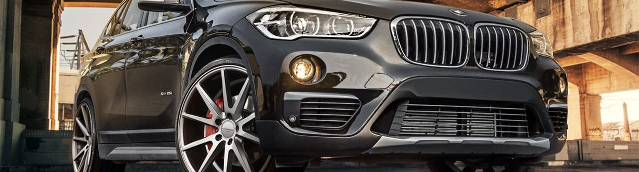 Тюнинг BMW X1 F48 — Магазин тюнинга AutoTuning-BMW.