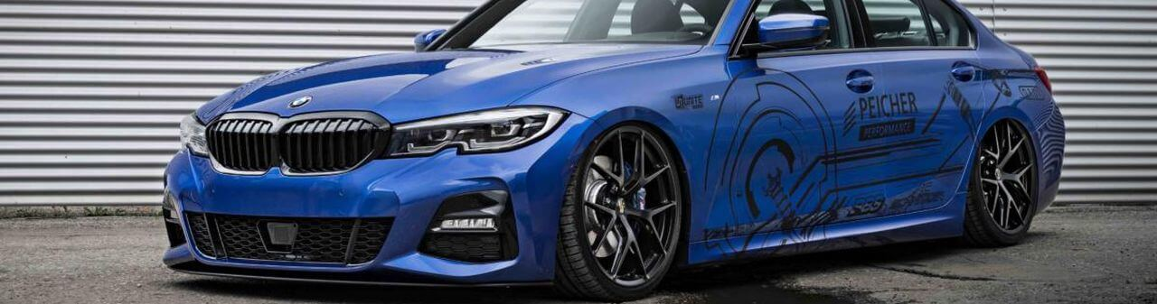 Тюнинг BMW G20 — Магазин тюнинга AutoTuning-BMW.